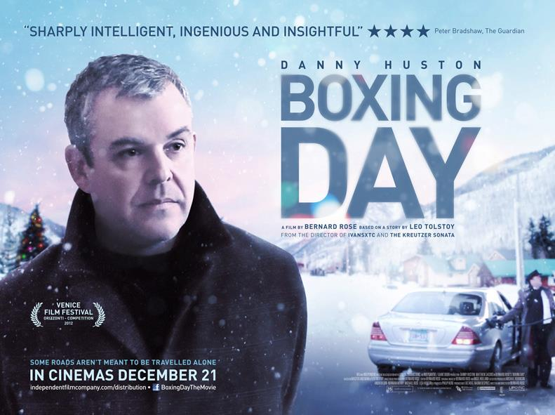 Boxing Day Movie Poster